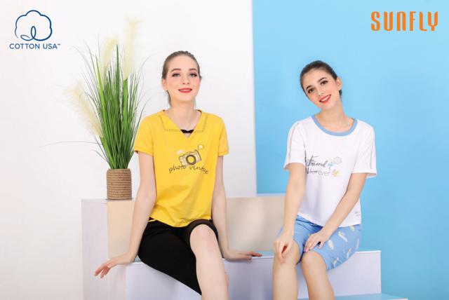 Cotton USA bắt đầu được ứng dụng cho thời trang mặc nhà - 5
