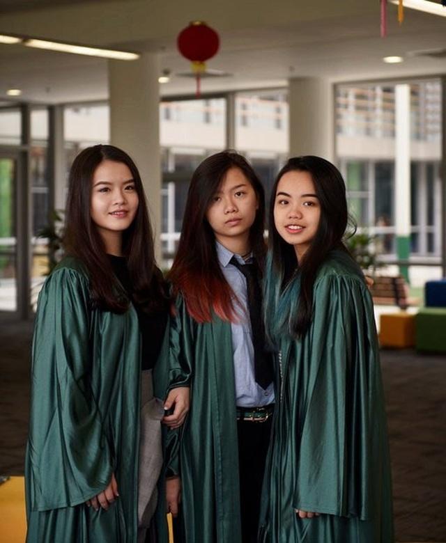 Nữ sinh Việt trúng tuyển khoa Kinh doanh danh tiếng mà Tổng thống Trump từng học - 1