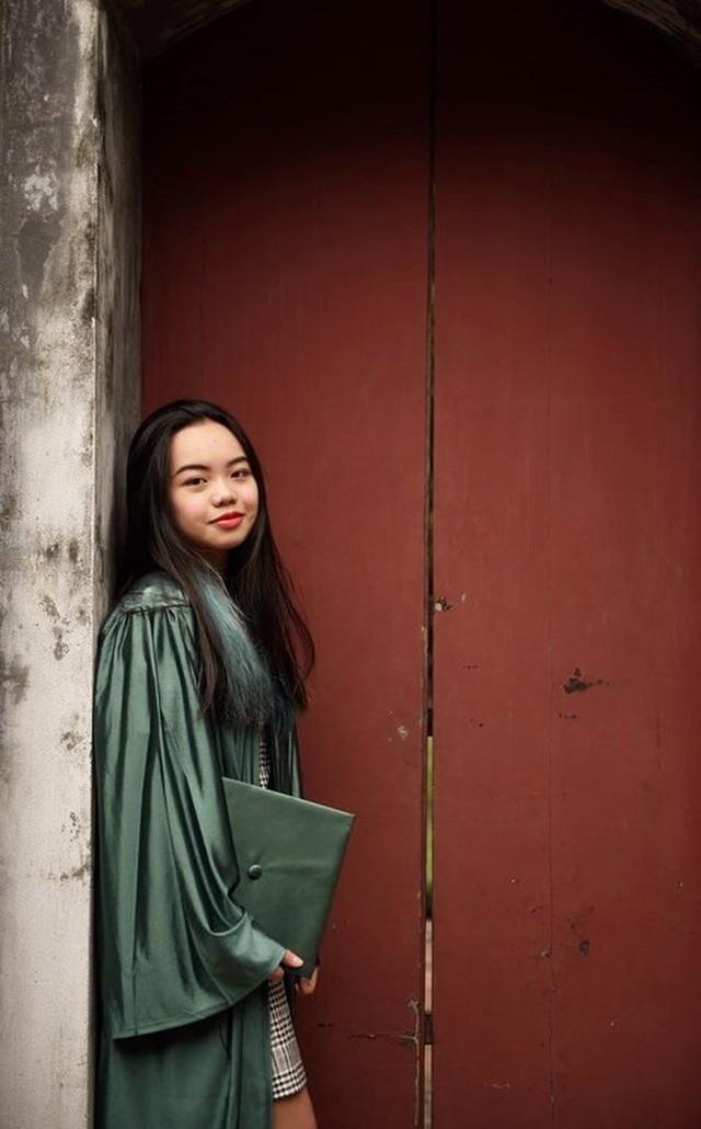 Nữ sinh Việt trúng tuyển khoa Kinh doanh danh tiếng mà Tổng thống Trump từng học - 3