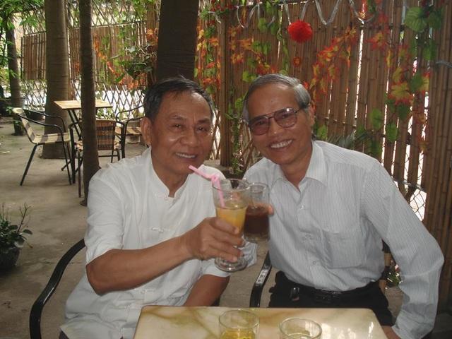 Vĩnh biệt nhà thơ Lê Đình Cánh - 1