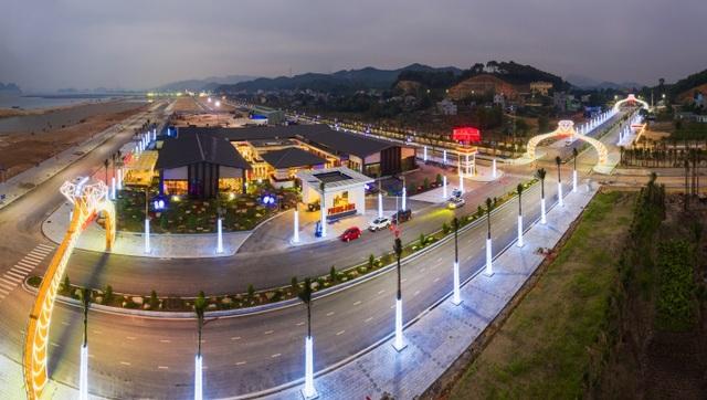 Lộ diện sổ đỏ đầu tiên tại dự án khu đô thị Phương Đông -  Vân Đồn - 2