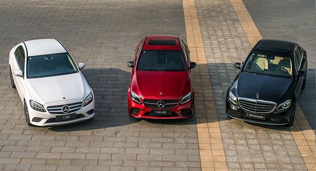 Mercedes-Benz C-Class 2019 - Nâng cấp hay hoàn toàn mới? - 1