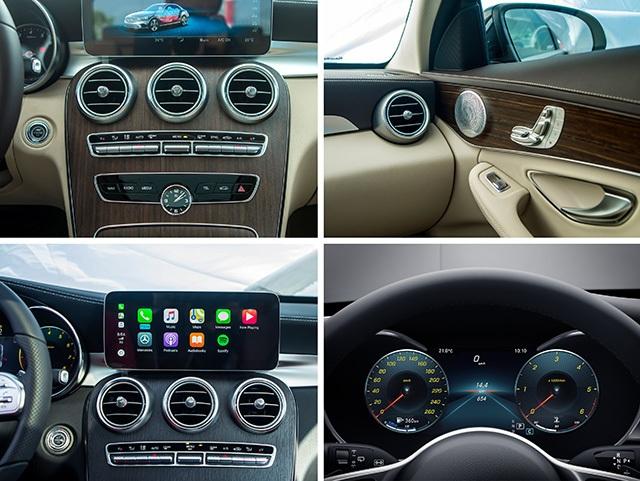Mercedes-Benz C-class 2019 tại Việt Nam