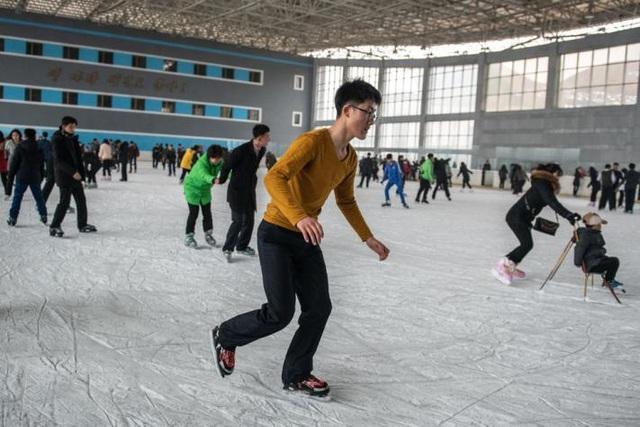 Những hình ảnh hiếm hoi về các hoạt động vui chơi giải trí của người Triều Tiên - 6