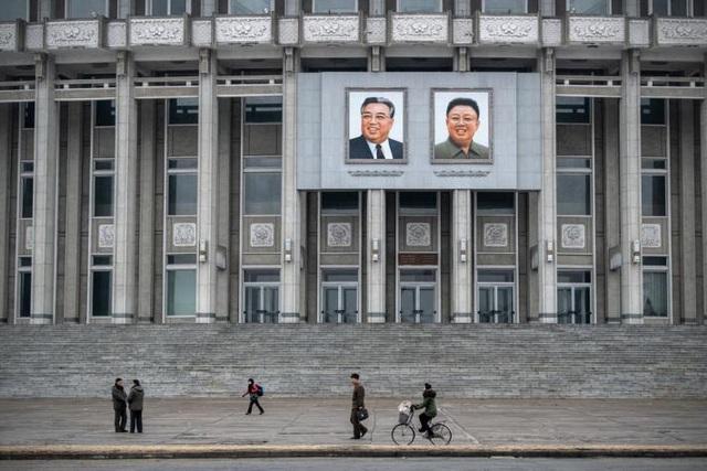 Những hình ảnh hiếm hoi về các hoạt động vui chơi giải trí của người Triều Tiên - 11