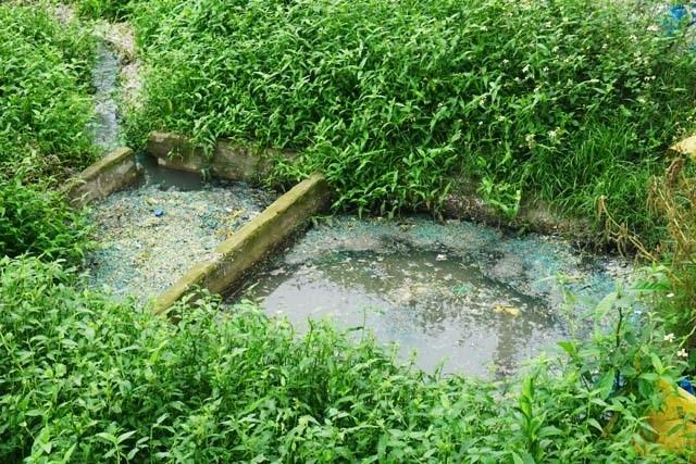 Nghệ An: Người dân ngộp thở, sông bị bức tử bởi xưởng sản xuất hạt nhựa tái chế - 2