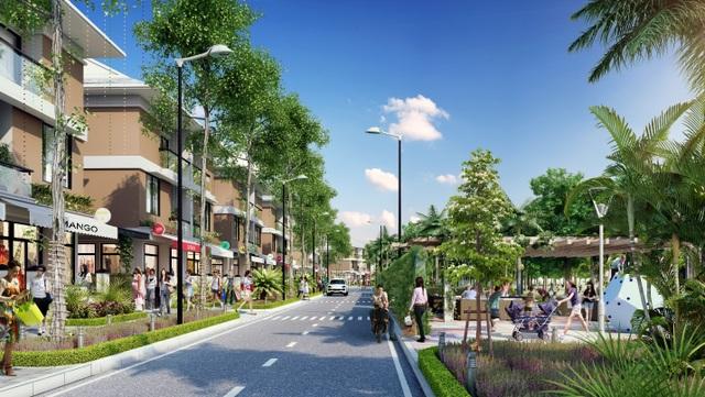 Tập đoàn Nam Cường tổ chức Lễ Khánh thành tuyến đường 27m và trải nghiệm Dự án An Phú Shop-villa - 2