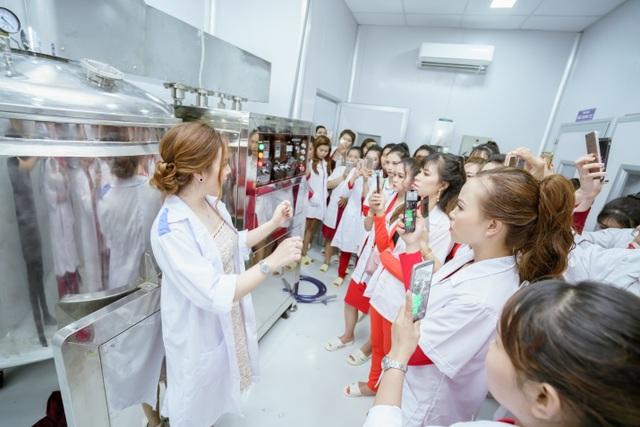 Queenie Skin khánh thành nhà máy mỹ phẩm chuẩn CGMP - 3