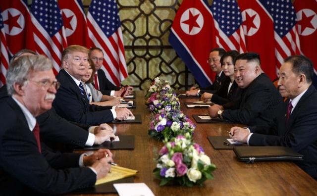 Mỹ cảnh báo tăng cường trừng phạt nếu Triều Tiên không từ bỏ vũ khí hạt nhân - 1