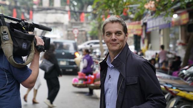 """Nhà báo Mỹ ấn tượng tốc độ phát triển """"bùng nổ"""" của Việt Nam - 1"""