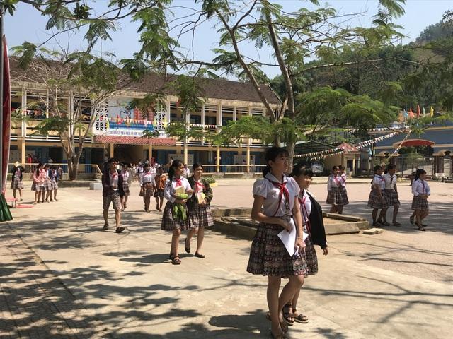 Quảng Ngãi: Ngôi trường miền núi lắp camera để quản lý, bảo vệ học sinh - 3