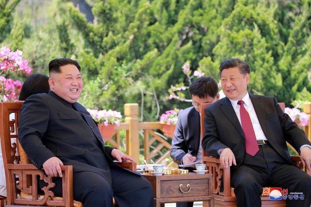Báo Hàn Quốc: Ông Kim Jong-un có thể sắp thăm Trung Quốc - 1