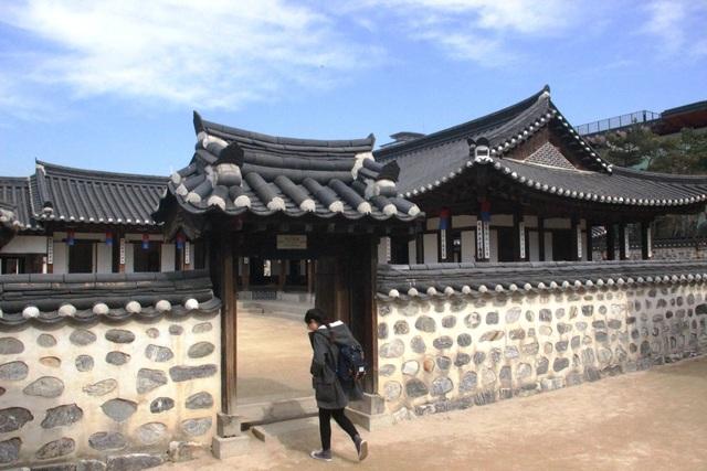 Vẻ đẹp bí ẩn của làng cổ Hanok Namsan Hàn Quốc - 9