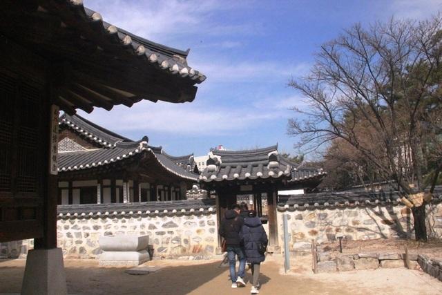 Vẻ đẹp bí ẩn của làng cổ Hanok Namsan Hàn Quốc - 11