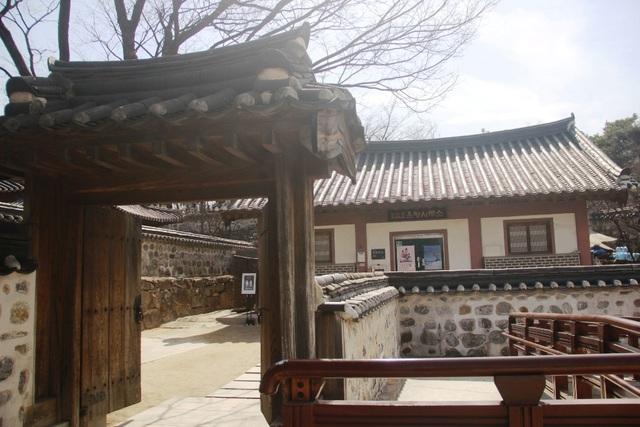 Vẻ đẹp bí ẩn của làng cổ Hanok Namsan Hàn Quốc - 5