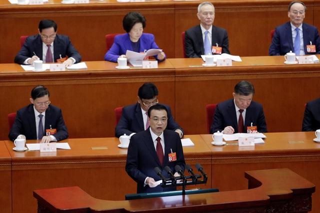 6 điểm đáng chú ý trong báo cáo quốc hội thường niên của Trung Quốc - 1