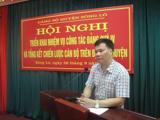 Kỷ luật cảnh cáo Bí thư và Chủ tịch huyện - 2