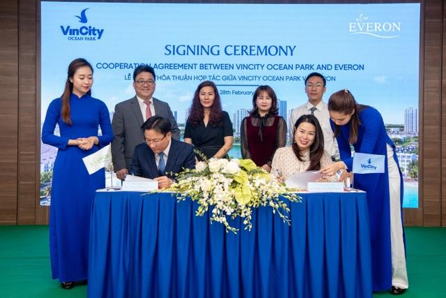 Làn sóng nhà đầu tư Hàn Quốc đổ bộ về VinCity Ocean Park - 1