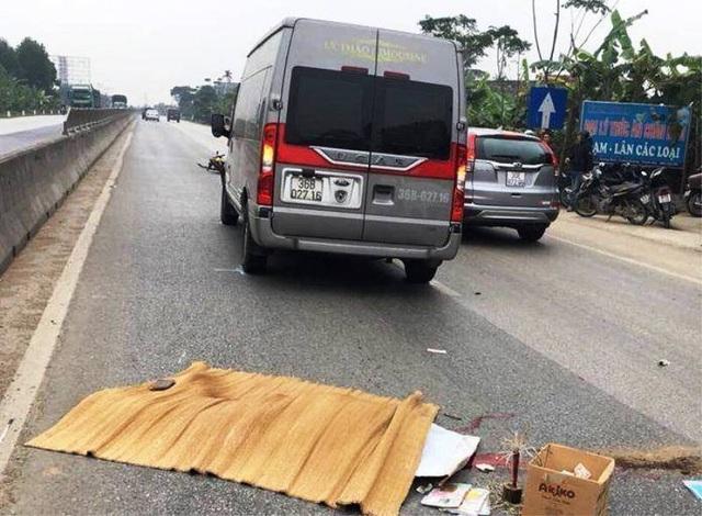 Vụ tai nạn xe Limousine 2 người chết: Xe Limousine mới tông chết người hơn 1 tháng trước - 1