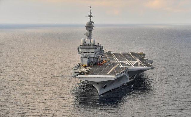 Pháp điều tàu sân bay duy nhất tiêu diệt tàn dư khủng bố tại Syria - 1
