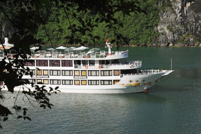 Tưng bừng khuyến  mãi Du thuyền Oriental Sails - 4