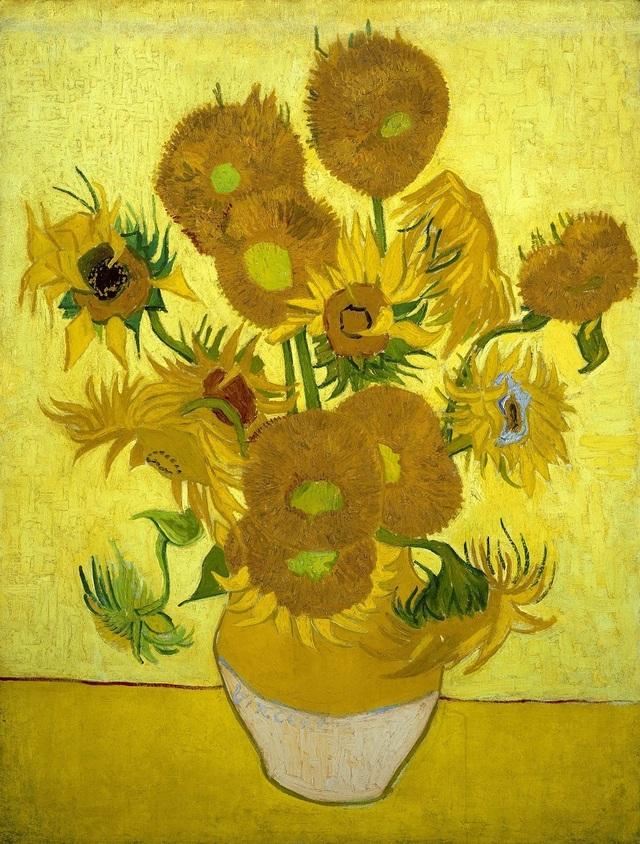 """VCCA triển lãm số """"Ấn tượng phản chiếu: Van Gogh và tác phẩm"""" - 2"""