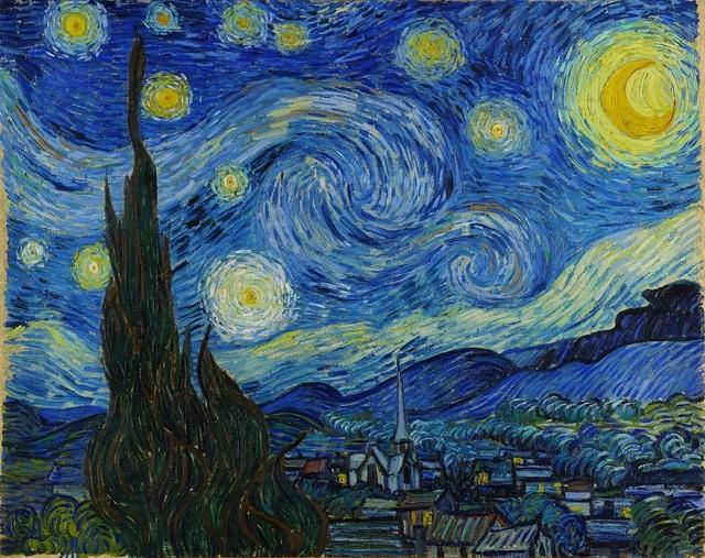 """VCCA triển lãm số """"Ấn tượng phản chiếu: Van Gogh và tác phẩm"""" - 3"""