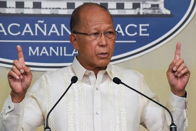 Lo ngại xung đột với Trung Quốc, Philippines muốn xem xét lại hiệp ước với Mỹ - 1