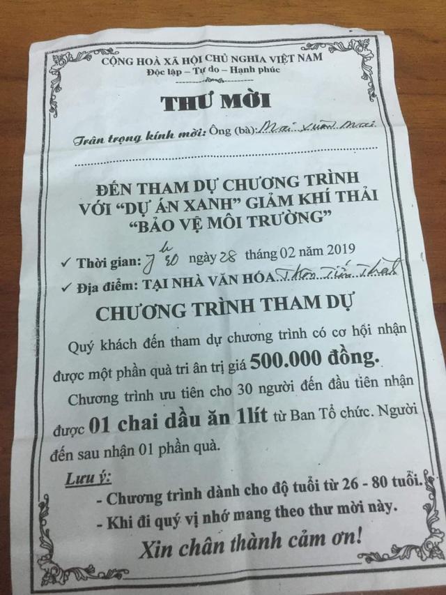 Nạn lừa đảo ở các vùng quê Quảng Nam