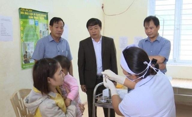 Thanh Hóa: Triển khai tiêm vắc xin ComBE Five cho trẻ em - 3