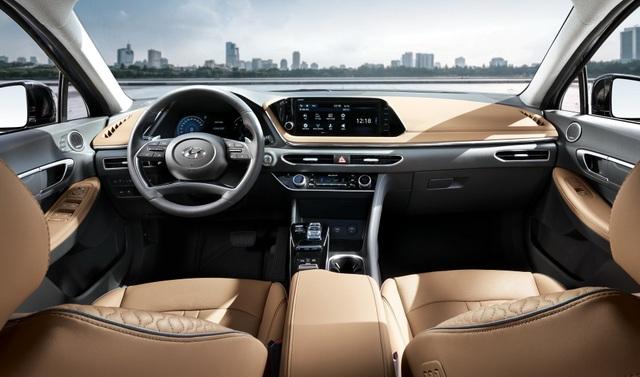 Hyundai Sonata thế hệ mới - Lột xác thành coupe 4 cửa - 6