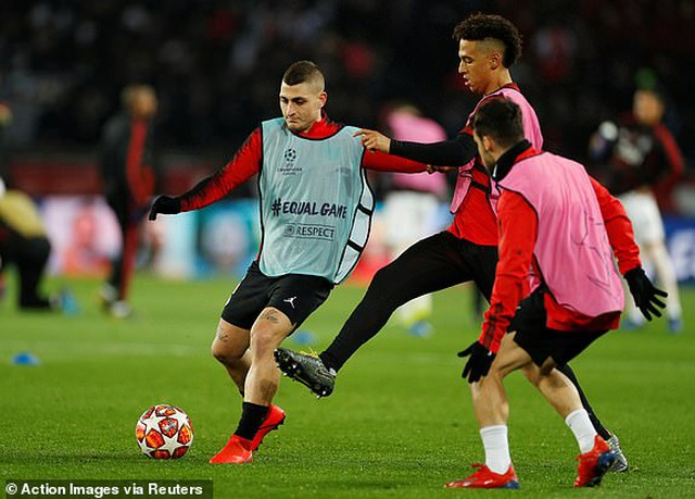 PSG 1-3 Man Utd: Chiến thắng đi vào lịch sử - 11