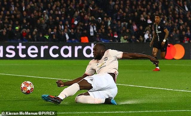 PSG 1-3 Man Utd: Chiến thắng đi vào lịch sử - 10