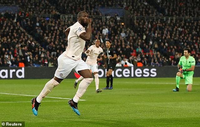 PSG 1-3 Man Utd: Chiến thắng đi vào lịch sử - 9
