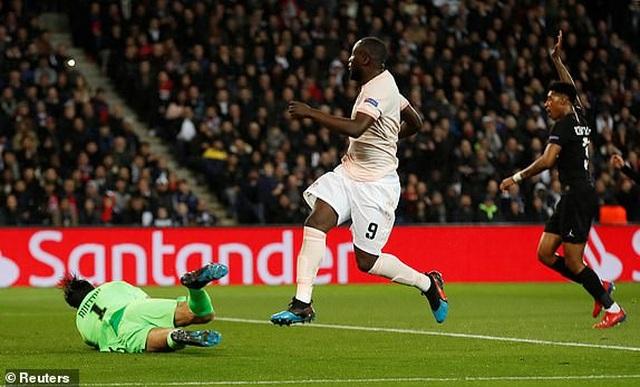 PSG 1-3 Man Utd: Chiến thắng đi vào lịch sử - 5