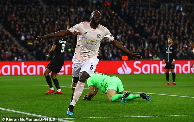 PSG 1-3 Man Utd: Chiến thắng đi vào lịch sử - 4