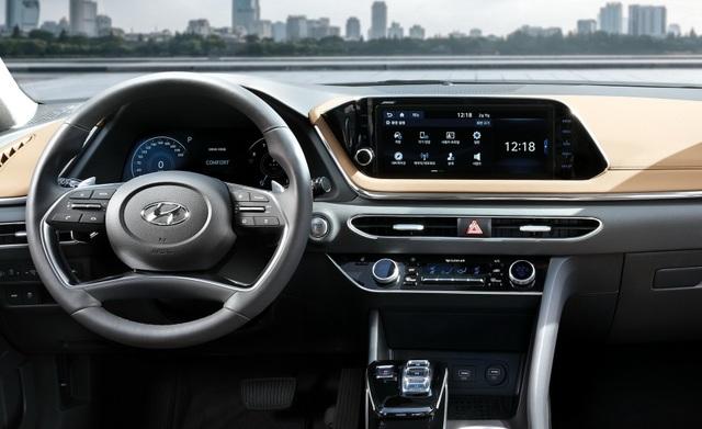 Hyundai Sonata thế hệ mới - Lột xác thành coupe 4 cửa - 3