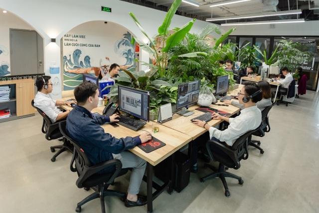 Không gian văn phòng chú trọng tính sáng tạo của Tập đoàn Apec - 4