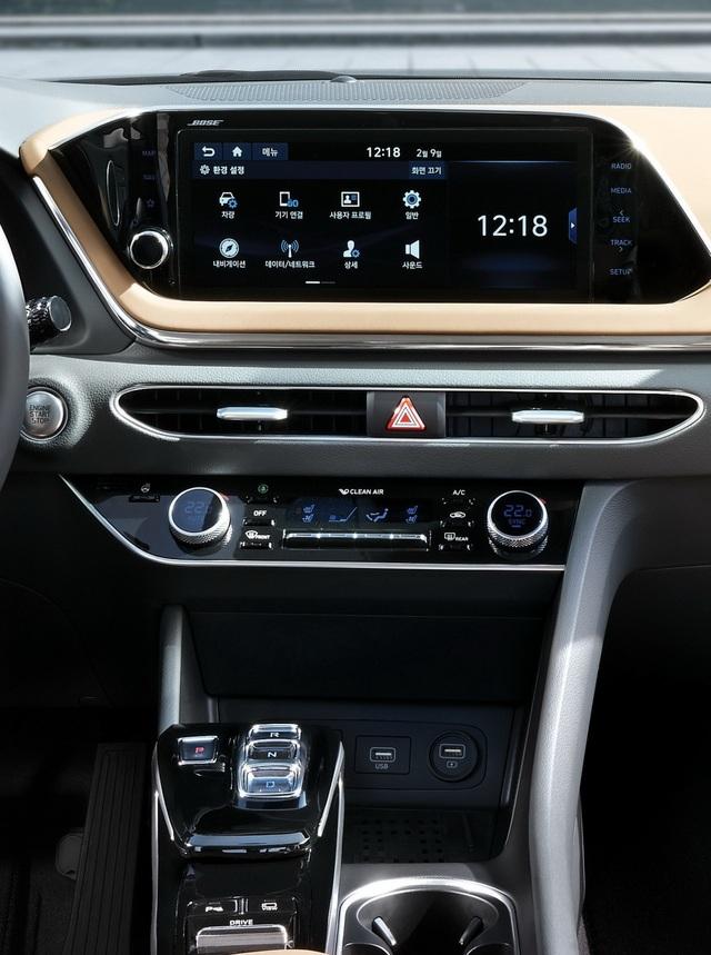 Hyundai Sonata thế hệ mới - Lột xác thành coupe 4 cửa - 7