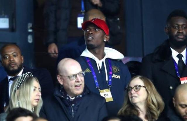 Pogba, Neymar cùng dàn khách VIP trên khán đài chứng kiến MU hạ PSG - 5