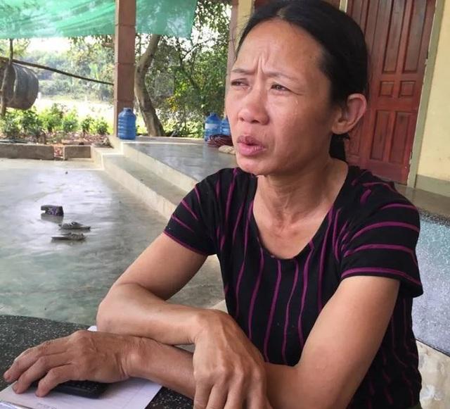 Chủ tịch tỉnh Hà Tĩnh chỉ đạo làm rõ vụ cháu bé chết oan ức dưới hố công trình! - 1