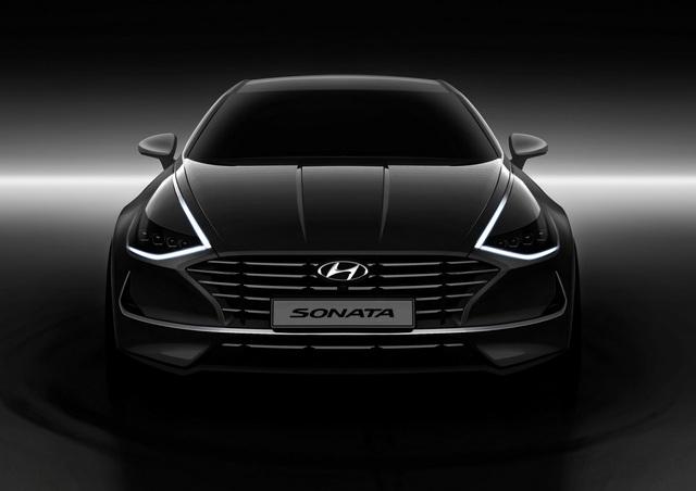 Hyundai Sonata thế hệ mới - Lột xác thành coupe 4 cửa - 8