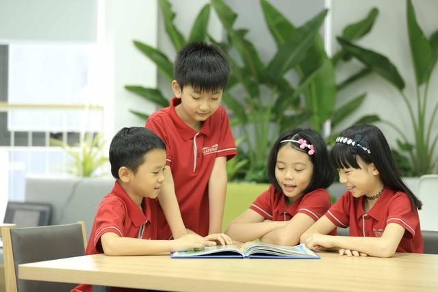 Vì sao học sinh trường quốc tế tư duy tiếng Anh như người bản xứ? - 1