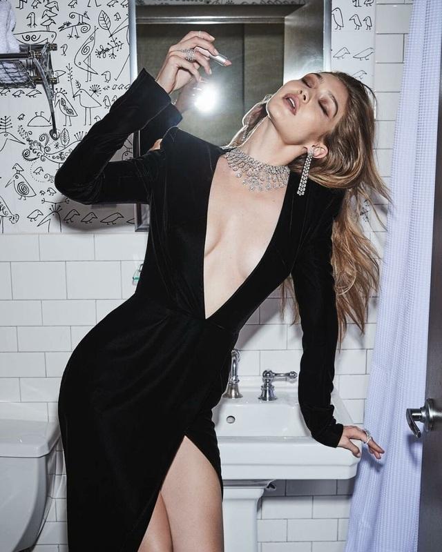 Gigi Hadid ngày càng xinh đẹp và mạnh mẽ - 6