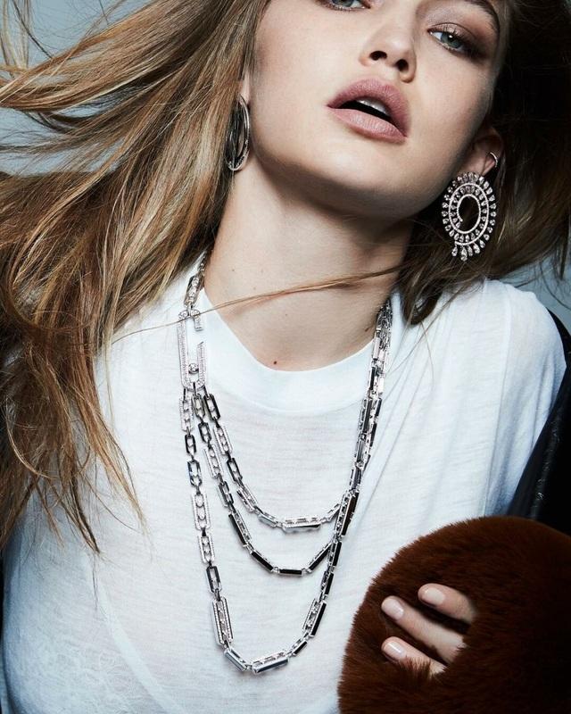 Gigi Hadid ngày càng xinh đẹp và mạnh mẽ - 2