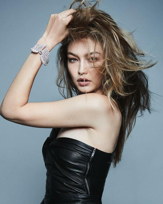 Gigi Hadid ngày càng xinh đẹp và mạnh mẽ - 7