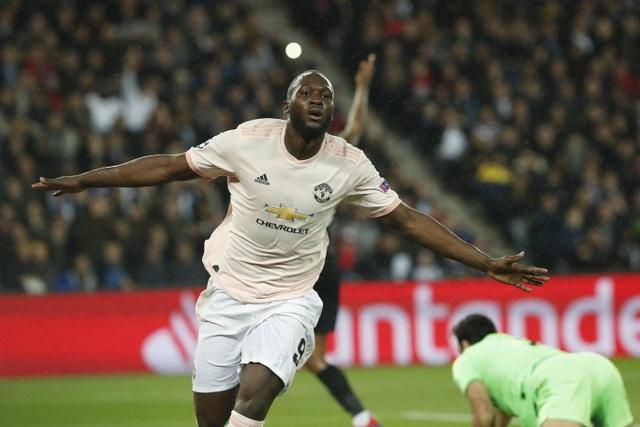Những khoảnh khắc trong chiến thắng của Man Utd trước PSG