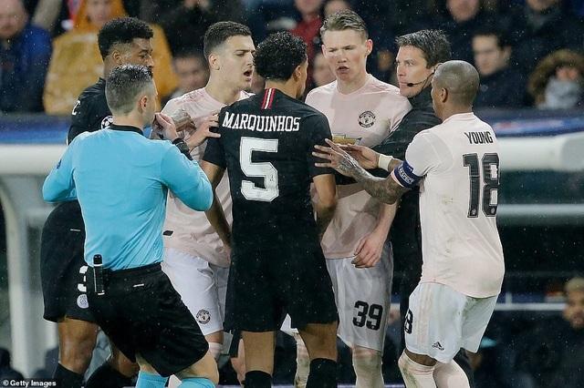 Chấm điểm trận Man Utd thắng PSG: Lukaku xuất sắc nhất - 3