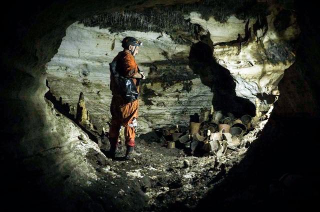 Phát hiện hang động bí ẩn của người Maya - 2
