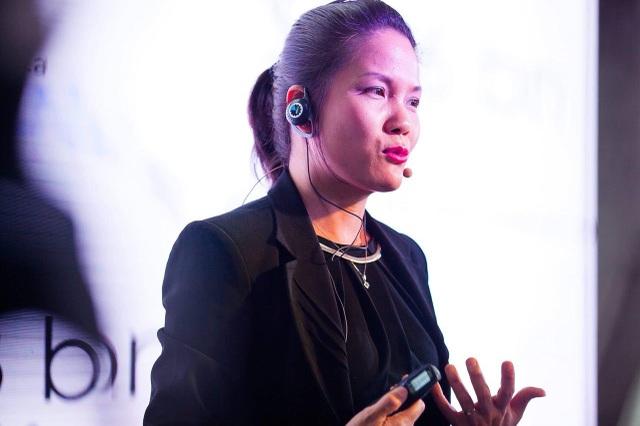 Quy Võ-Reinhard: Mỗi người Việt có tầm ảnh hưởng chính là một thương hiệu Việt Nam trên trường quốc tế - 1